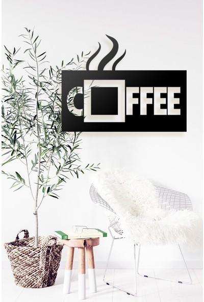 Dekkor Art Coffee Metal Duvar Tablosu