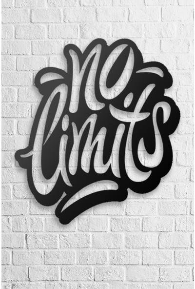 Dekkor Art No LimitsMetal Duvar Tablosu