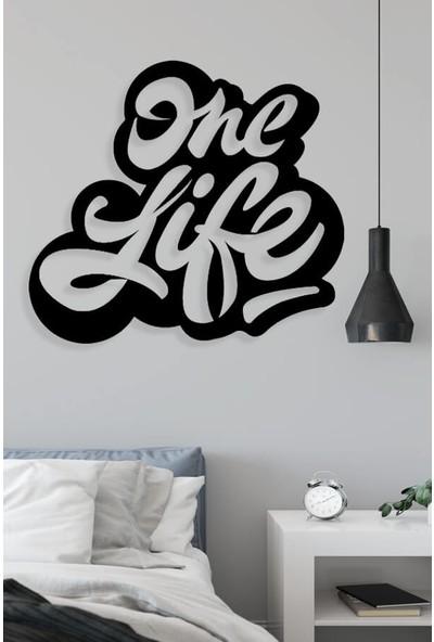 Dekkor Art One LifeMetal Duvar Tablosu