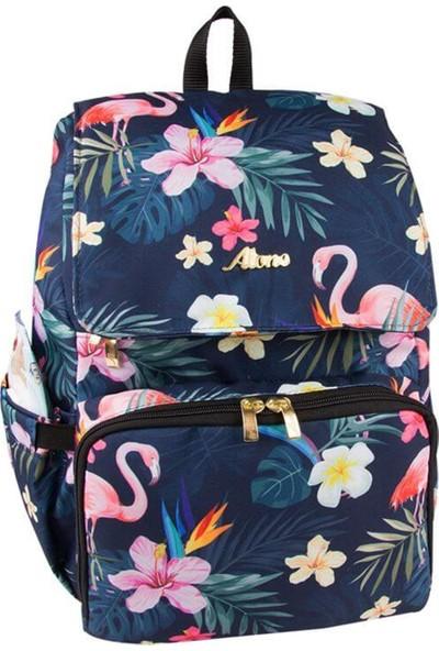 Alone 9320 Flamingo Anne Bebek Bakım Çantası