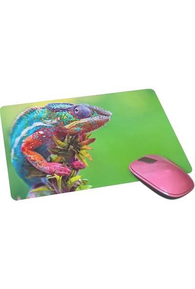 Wuw Bukalemun Mouse Pad