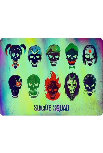 Wuw Suicide Squad Mouse Pad