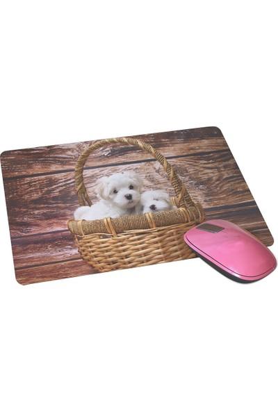 Wuw Sepet Güzelleri Köpekler Mouse Pad