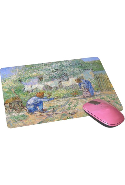 Wuw First Steps Mouse Pad
