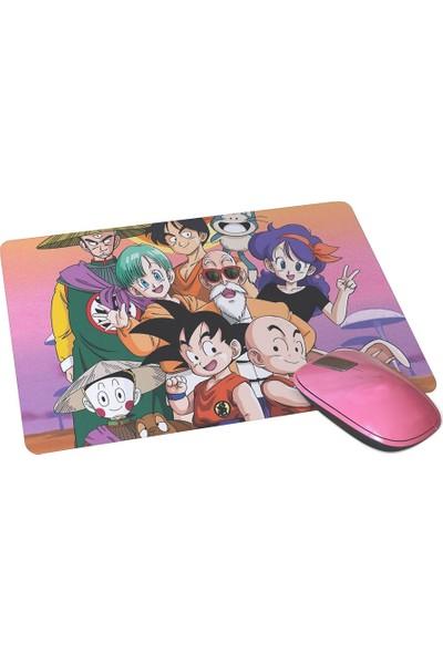 Wuw Dragon Balls Mouse Pad