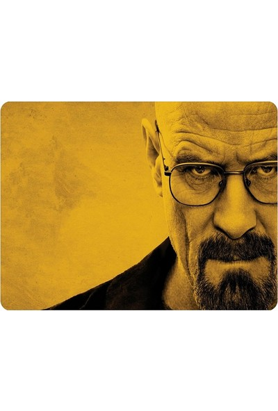 Wuw Breaking Bad Mouse Pad