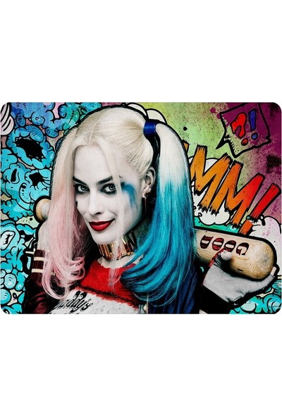 Wuw Harley Quinn Mouse Pad