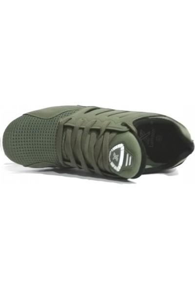 Luttoon PRT-234-M Erkek Spor Ayakkabı Haki