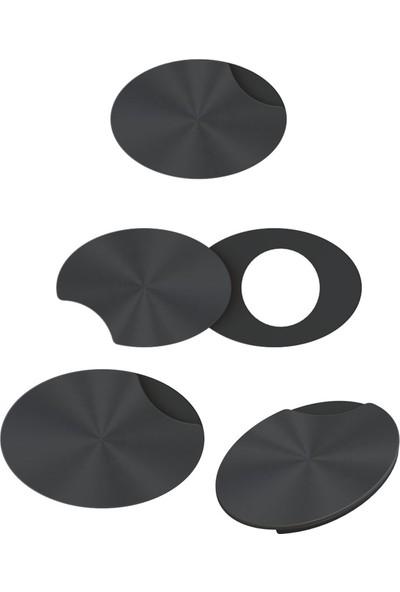 Mediatech Laptop Webcam Sticker Oval