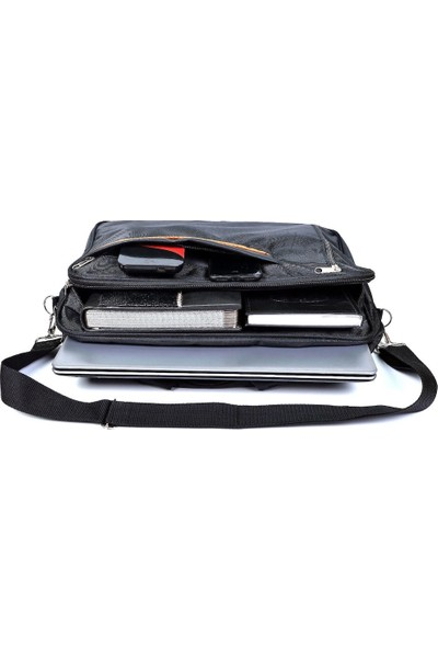 "Neos Travel Briefcase W/6963-Neos 15.6"" Notebook Çantası Siyah"