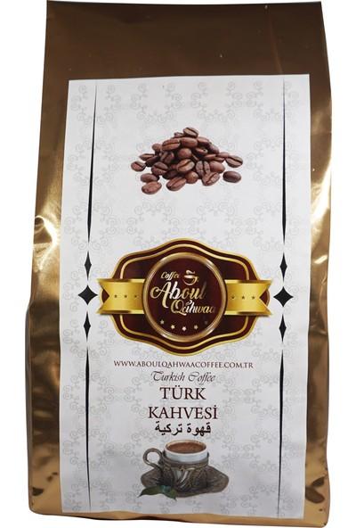 Aboul Qahwaa Körüklü Torba Türk Kahvesi 500 gr