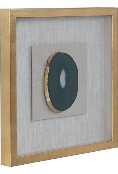 Uttermost Keeva Agate Stone Kutu