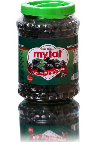 Mytat Süper Siyah Zeytin 1400 gr / 291-320 (S)