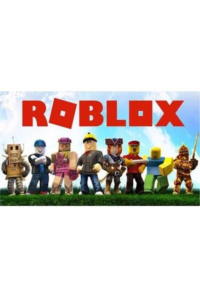 Beyza Toys Roblox 6'lı Figür ve Aksesuarları Oyuncak Set