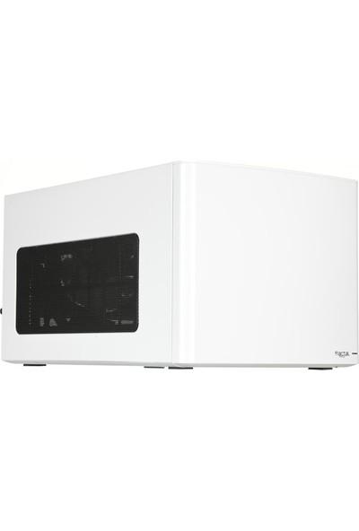 Fractal Design FD-CA-NODE-304-WH Node 304 Mini ITX Bilgisayar Kasası (PSU Yok)