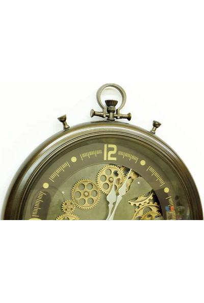 Crownwell Çarklı Köstek Saat
