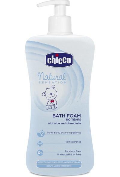 Chicco Natural Sensation Banyo Köpüğü 500ml