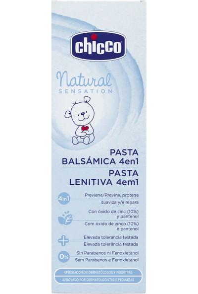 Chicco Natural Sensation Pişik Kremi 4in1 100 ml