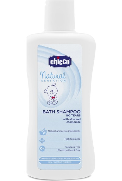 Chicco Natural Sensation Banyo Şampuanı 200ml