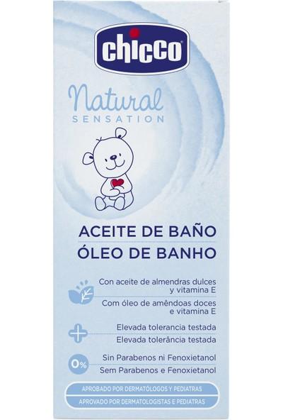 Chicco Natural Sensation Banyo Yağı 200ml