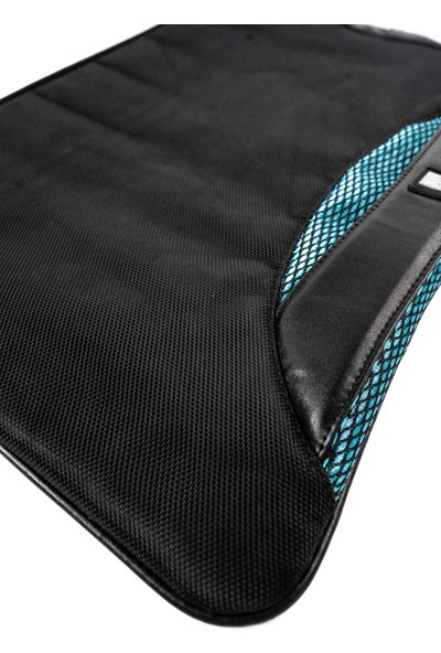 Minbag Billy Laptop ve Tablet Çantası - Siyah - Mavi