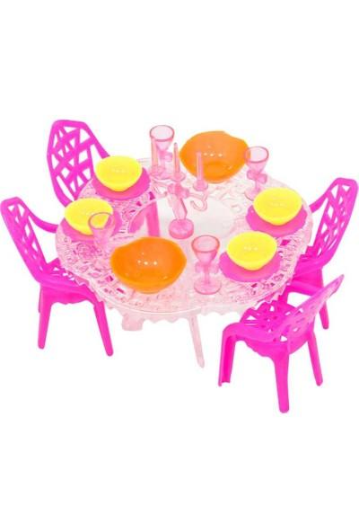 Birlik Oyuncak Birlik Yemek Masası Seti