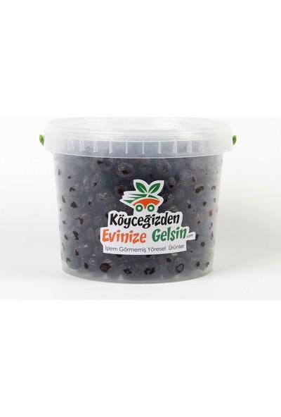 Köyceğiz'den Evinize Gelsin Üçlü Gıda Paketi Siyah Zeytin Çam Balı Sos