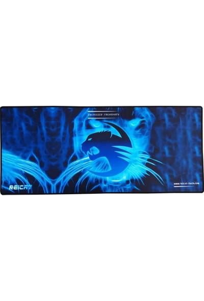 Reicat 70 x 30 cm Mouse Pad Mavi