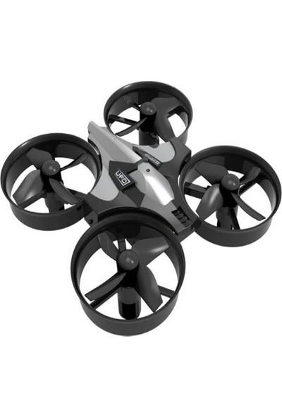 Gepettoys RH807 Uzaktan Kumandalı Mini Aircraft Drone Quadcopter Helikopter LED Işıklı 6-Axis Gyro