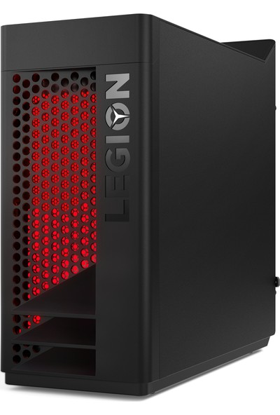 Lenovo Legion T530-28 ICB Intel Core i7 9700 16GB 2TB + 256GB SSD GTX1660Ti Freedos Masaüstü Bilgisayar 90L300JDTX