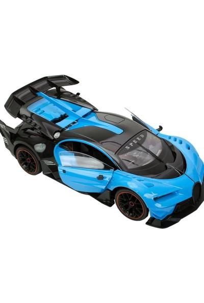 Bugatti Chiron Şarjlı 1:12 Uzaktan Kumandalı Araba ER-BG10