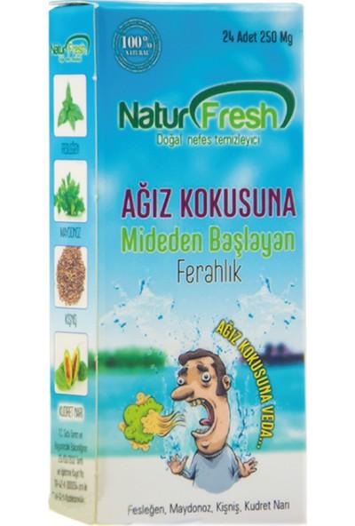 Naturfresh 24'lü Ağız Kokusu Giderici