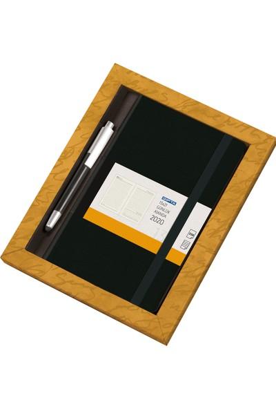 Gıpta S1074 Iq Set 13x21 Günlük Ajanda+Touch Pen Kalem