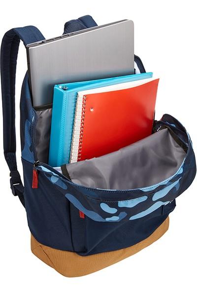 """Case Logic Commence 15.6"""" Notebook Sırt Çantası Kamuflaj Mavi CA.CCAM1116BCC"""