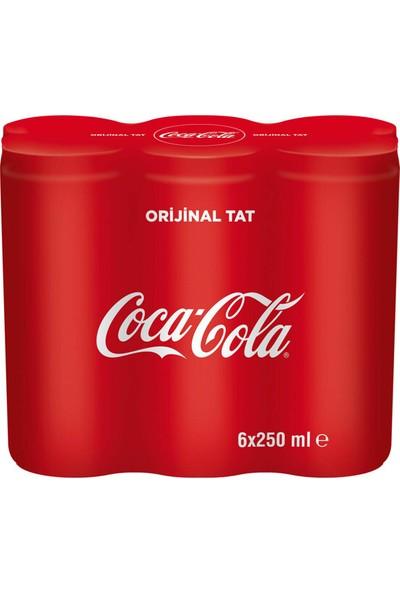Coca Cola 6X250 ml