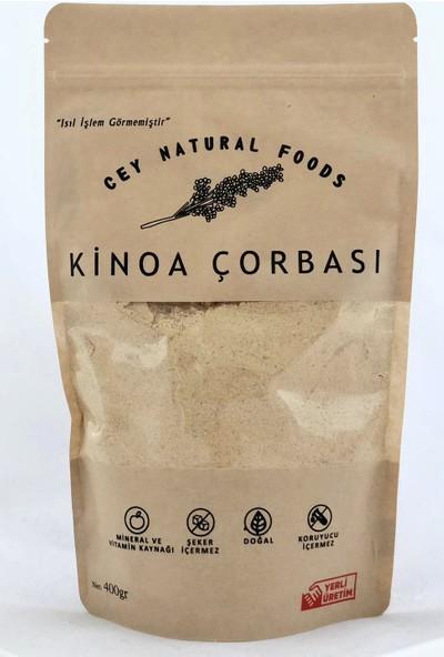 Cey Natural Foods Kinoa Çorbası