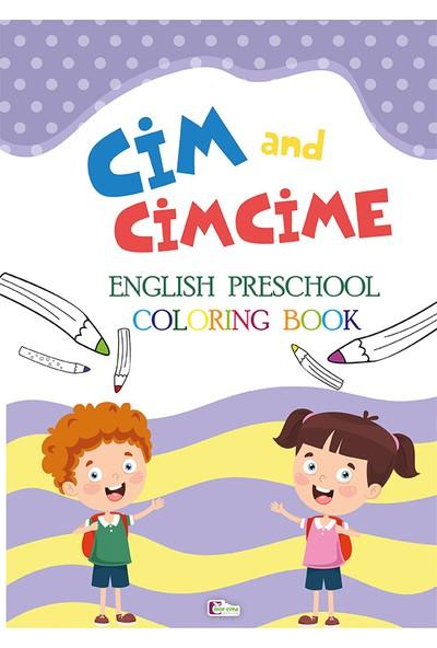 Cim And Cimcime Okul Öncesi Ingilizce Aktivite Eğitim Kitabı