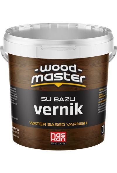 Wood Master Su Bazlı Vernik
