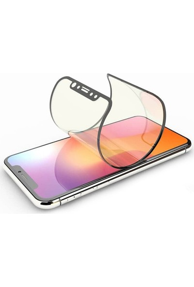 Gpack Oppo Reno Z Full Kapatan Fiber Nano Ekran Koruyucu Şeffaf