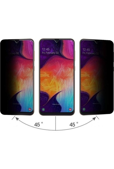 Gpack Huawei P Smart Z Privacy Gizlilik Filtreli Hayalet Cam