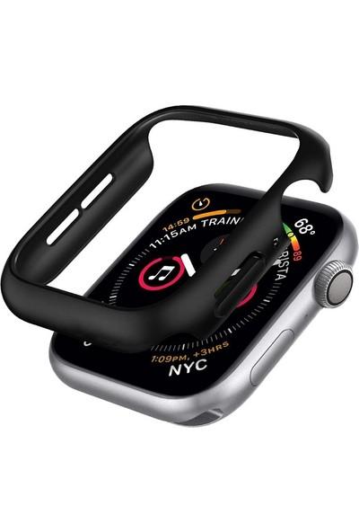 Gpack Apple Watch 44 mm Full Glue Ekran Koruyucu