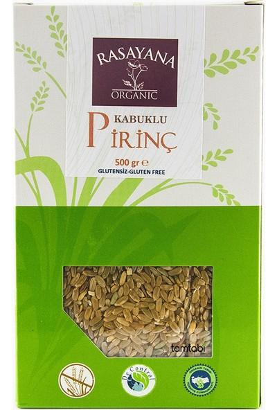 Rasayana Organik Kabuklu Pirinç 500 gr