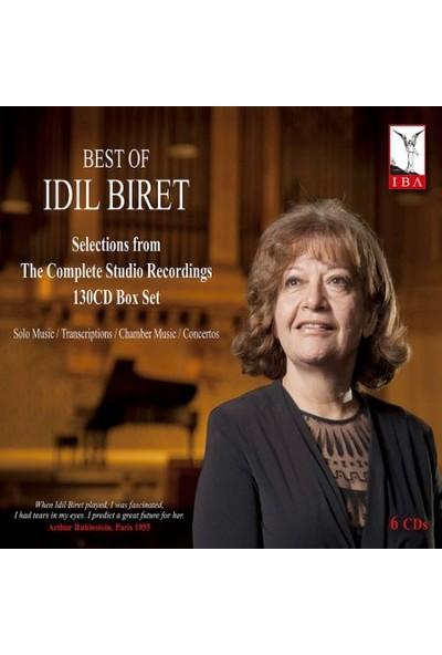İdil Biret Best Of - CD