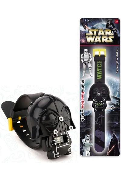 Joyrox Kahraman Figürlü Darth Vader Çocuk Kol Saati