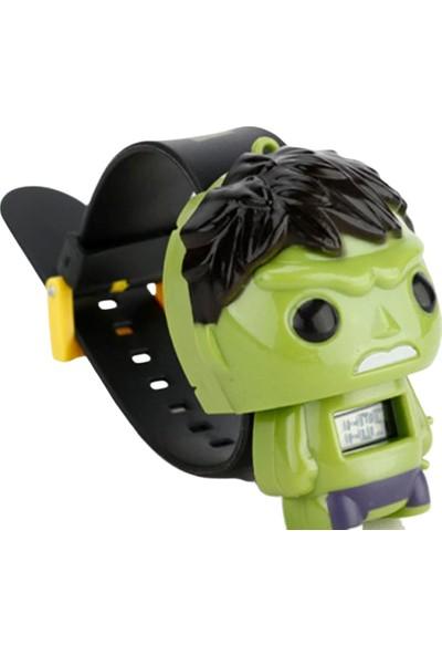 Joyrox Kahraman Figürlü Hulk Çocuk Kol Saati