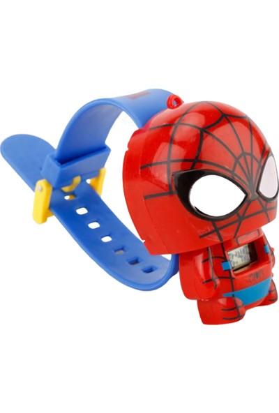 Joyrox Kahraman Figürlü Spider Man Çocuk Kol Saati