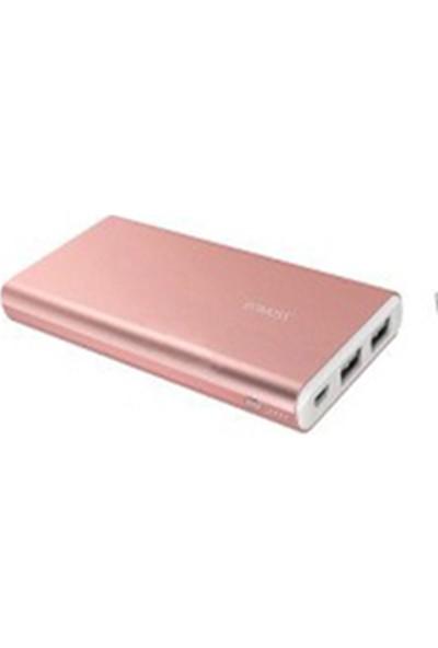 Romoss 5000 mAh Gt3 Powerbank Rose Gold