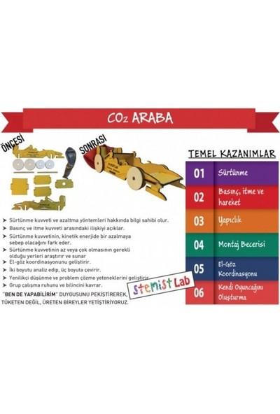 Stemist Box Co2 Araba