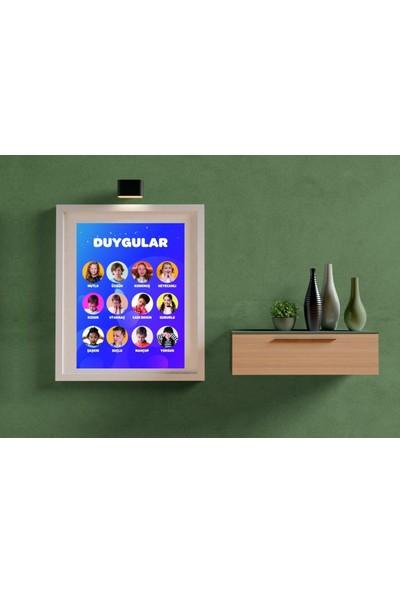Üze Türkçe Eğitici Posterler 1. Seri