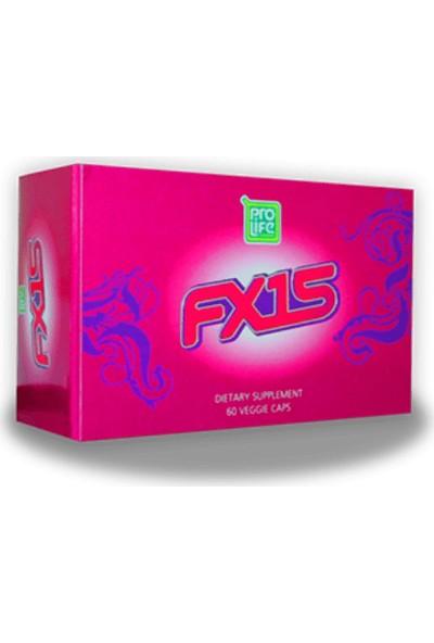 FX15 400 mg 60 Kapsül